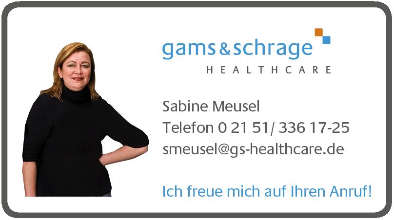 Kontakt Sabine Meusel
